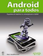 android para todos-rob huddleston-9788441529526