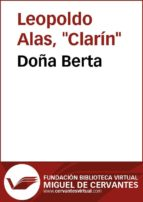 doña berta (ebook)-leopoldo, clarín alas-cdlcv00000n26