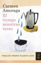el tiempo mientras tanto (finalista premio planeta 2010)-carmen amoraga-9788408097266