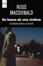 en busca de una victima-ross macdonald-9788490063446