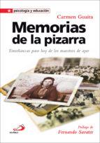 memorias de la pizarra-carmen guaita-9788428539876