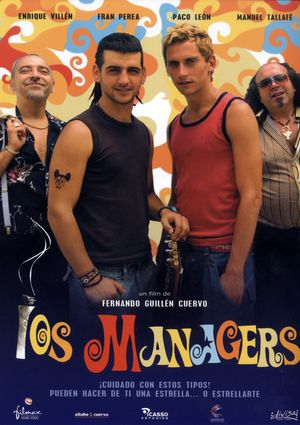 los managers (dvd)-8421394533530