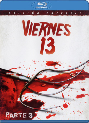 viernes 13 parte 3: edicion especial (blu-ray)-8414906978905