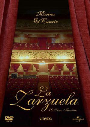 pack la zarzuela: 16 obras maestras-5050582703030