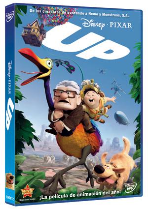 up! (dysney) (dvd)-8717418234690