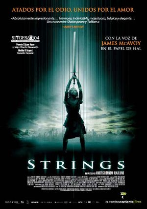 strings (dvd)-8436535540056