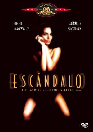 escandalo (el caso de christine keeler) (dvd)-8420266952288
