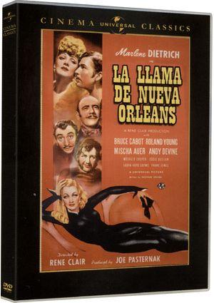 la llama de nueva orleans: cinema classics (dvd)-5050582515879