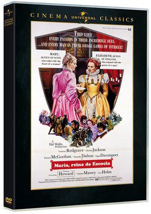 maria, reina de escocia: cinema classics (dvd)-5050582814453