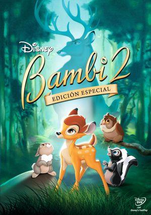 bambi 2 - el principe del bosque: edicion especial (dvd)-8717418295967