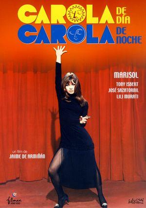 carola de dia, carola de noche (dvd)-8421394533684