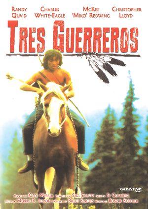 tres guerreros (dvd)-8436531833312
