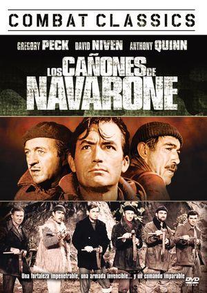los cañones de navarone: combat classics (dvd)-8414533077743