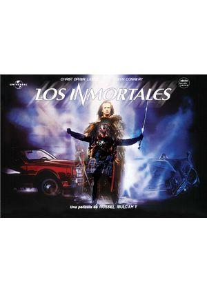 los inmortales (dvd)-8414906815026