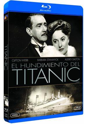 el hundimiento del titanic (blu-ray)-8420266960948