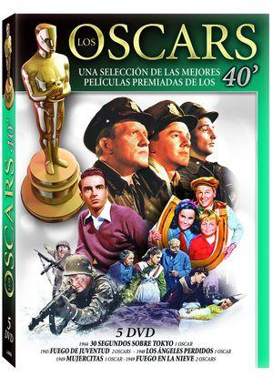los oscars 40  (dvd)-8436022968479