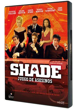 shade: juego de asesinos (dvd)-8421394536760