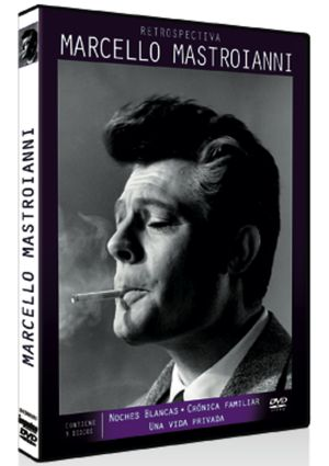 retrospectiva marcelo mastroianni (dvd)-8436022968585