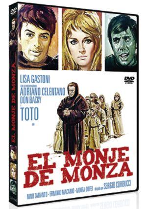 el monje de monza (dvd)-8436022303836