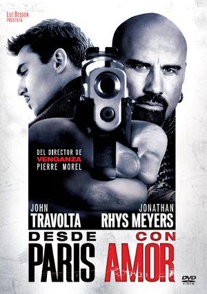 desde paris con amor (dvd)-8435175960194