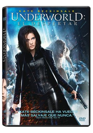 underworld. el despertar (dvd)-8414533080347