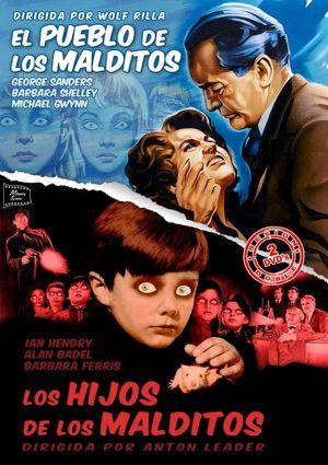 pack el pueblo de los malditos - los hijos de los malditos (dvd)-8436541001756