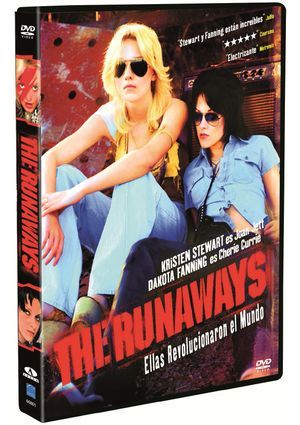 the runaways (dvd)-8435175961948