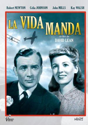 la vida manda (dvd)-8421394538665