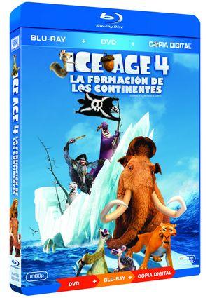 ice age 4: la formacion de los continentes (con copia digital) (t-8420266965219