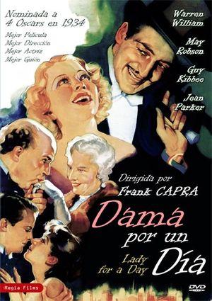dama por un dia (dvd)-8436541002784