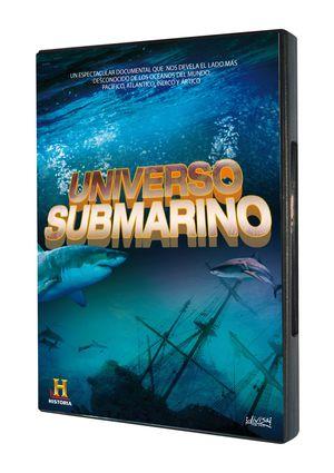 universo submarino (dvd)-8421394539082