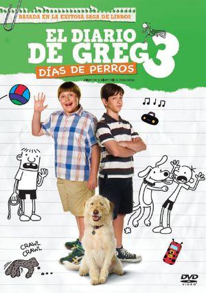 el diario de greg 3: dias de perros (dvd)-8420266966117