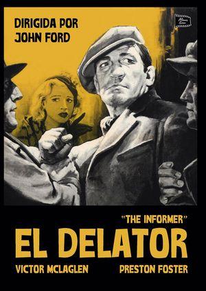 el delator (dvd)-8436541004962