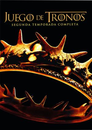 juego de tronos: segunda temporada completa (nueva edicion)(dvd)-5051893144017