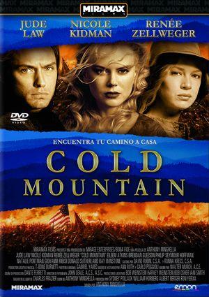 cold mountain (dvd)-8435153736162