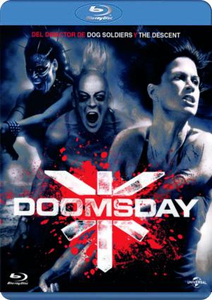 doomsday: el dia del juicio (vos) (blu-ray)-8414906912695