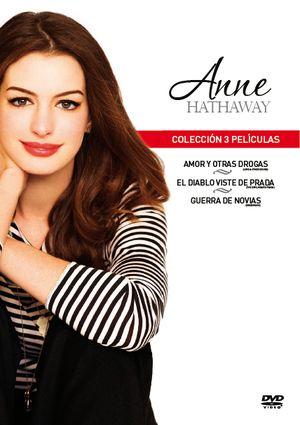 pack anne hathaway (dvd)-8420266968272