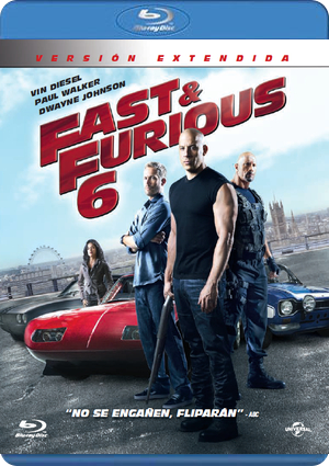 fast & furious 6 (a todo gas 6) (blu-ray)-8414906946850