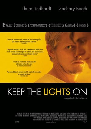keep the lights on (dvd)-8437010735653
