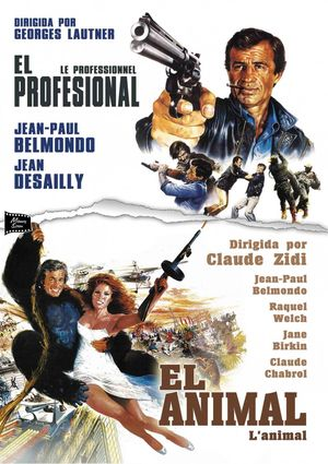 pack el profesional - el animal (dvd)-8436541006102