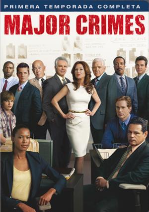 major crimes: primera temporada completa (dvd)-5051893148671