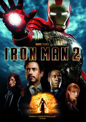 iron man 2 (dvd)-8717418414023