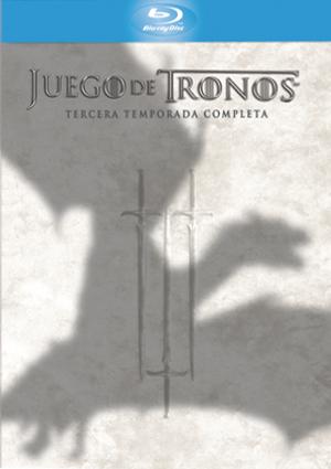 juego de tronos: tercera temporada completa (blu-ray)-5051893165142