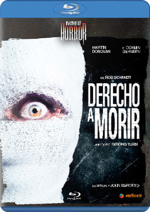 masters of horror ii: derecho a morir (blu-ray)-8420172061494