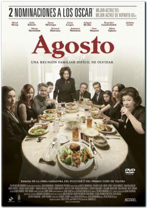agosto (dvd)-8435153744570