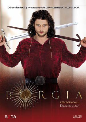 borgia: temporada 2 (director s cut) (dvd)-8421394543737