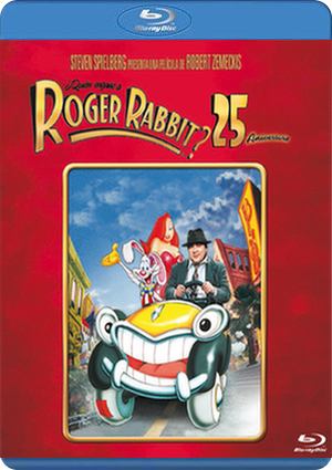 ¿quien engaño a roger rabbit? (blu-ray)-8421394402140