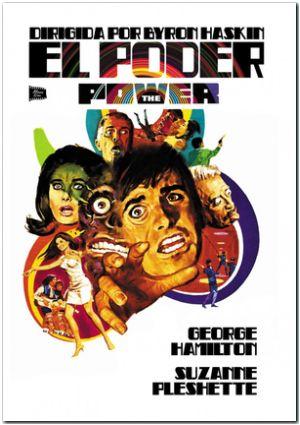 el poder (dvd)-8436541007772