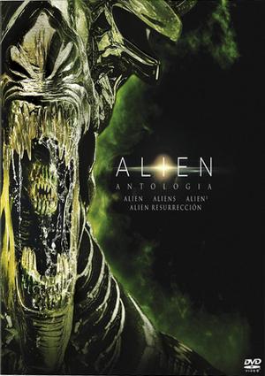 alien antologia 2014 (dvd)-8420266971791