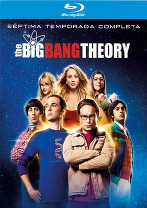 the big bang theory: temporada 7 (blu-ray)-5051893167559
